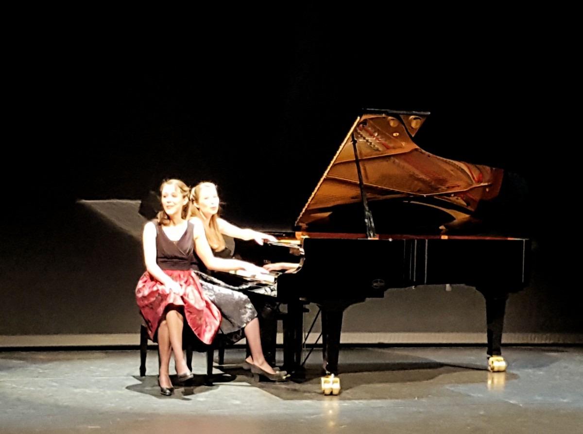 Beth & Flo concert Muziekkring